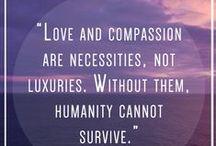 * Compassion * / Compassion will change the world.