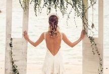 A FairyTao Wedding - Bridal Arches & Aisles / Weddings in Koh Tao / Bridal arches we created for all our beautiful beach weddings.