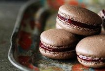 Cookie Jar: Macarons