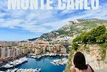 Monaco Travel / Want to travel to Monte Carlo? Follow along