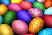 Easter Celebration / Anything to do with Easter / by Kathryn Allen