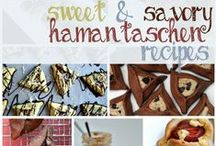 Purim / Costume ideas, mishloach manot ideas, hamantashen recipes, tablescapes for your seudah, and much more!