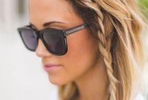 Hair Styles / by Sarah Winkler