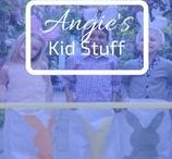 Angie's Kid stuff / Anything for kids to wear, do, go to or live in! Show your favorites using #KidStuff