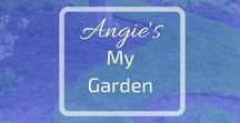 Angie's My Garden / Cool ideas for the yard and garden. I'd love to see your pretty pics using #MyGarden