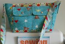 Camera Pouches & Bags / Sewing projects, patterns and tutorials for camera bags and equipment.