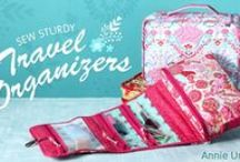 Travel & Duffle Bag Sewing Patterns and Tutorials / by PatternPile.com