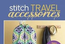 Travel & Duffle Bags / Sewing Patterns Projects and Tutorials for Travel & Duffle Bags