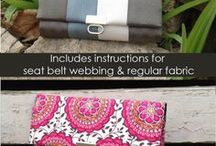 Wallets / Sewing projects, patterns and tutorials for creating beautiful wallets for anyone.