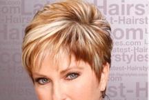 Hair Styles / by Sher Pratt