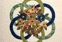 quilts - applique / by Beth Lane