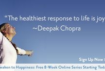 What's new at the Chopra Center for Wellbeing? / by Chopra Centered Lifestyle
