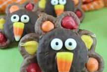 Thanksgiving / Recipes, Crafts, and Decorating Ideas to Help Celebrate Thanksgiving / by Mara at Kosher on a Budget