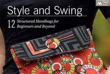 Handbag Pattern Books / by PatternPile.com