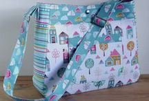 Diaper Nappy Bag Sewing Patterns and Tutorials / by PatternPile.com