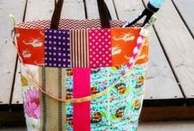 Sports & Rec Bags / Sewing, knitting, and crochet patterns, tutorials and projects for Sports & Rec Bags.