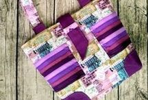 Purple Purses / Sewing Inspiration, Patterns, and Tutorials