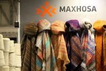 MaXhosa by Laduma X Hinterveld Collaboration / A collaboration between MaXhosa by Laduma and Hinterveld brings you supreme quality Xhosa-inspired mohair throws, spun and woven in the Nelson Mandela Bay, South Africa.