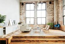 LIVING ROOMS / Inspiring living rooms from all over the world. Beautiful design, beautiful interiors.