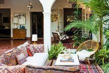 RUGS / Beautiful rugs in beautiful interiors