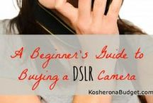 Photography / Tips for Taking Better Pictures and Inspiration for Beautiful Photography / by Mara Strom at Kosher on a Budget