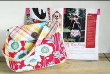 Handbag Pattern Designer Spotlights / by PatternPile.com