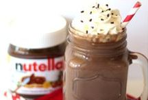 Nutella Recipes / If you love Nutella, you'll really love these delicious Nutella Recipes! / by Heidi at TheFrugalGirls.com
