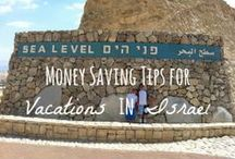 Israel / Everything Israel - food, vacation tips, movies, and much more. / by Mara at Kosher on a Budget