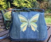 Messenger Bags / Beautiful samples of bags created using a sewing tutorial, pattern, or project featured at PatternPile