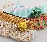 Bags for Weddings, Proms, Formal / Sewing patterns, tutorials and projects to create Bags for Weddings, Proms, Forma
