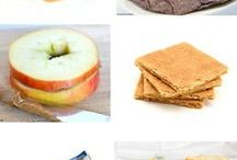 Healthy Snacks / Snacks that are good for you, easy to make and delicious. / by Mara Strom at Kosher on a Budget