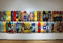 Decks / Skateboard design and illustrations mainly on decks and wheels.
