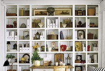 Bookcases Shelves and Displays Oh My