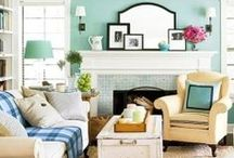 home: pretty / decorating ideas & more / by Jamie Worley {See Jamie blog}