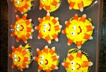 Fun treats for kids / by Therese