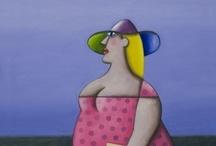 Arte Para As Mulheres / A mulher é especial para nós e por isso fizemos uma homenagem a ela. (Confira outras obras em nossa galeria online, www.democrart.com.br)
