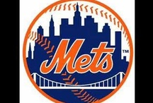 Baseball-New York Mets / by Cindy Hertz