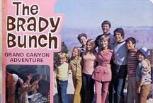 television- the brady bunch / by Cindy Hertz