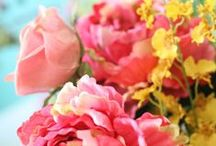 smell the flowers- FLORAL INSPIRATION