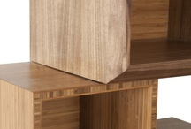 Walnut / Walnut is one of our favorite woods because of its rich color, unique patterns, natural strength and lustrous sheen.