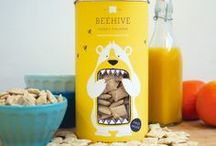 Packaging, Graphisme & Typo
