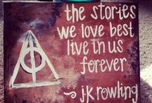 Harry Potter Love / by Nicole DeMatteo