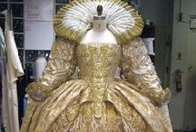 Costumes n historical fashion / I love fashion and the past / by Blossum Willnotsay