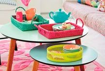 Popskool / Bright fun interiors that inject colour to your home.