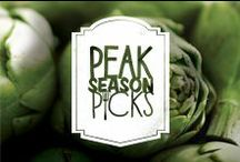 Peak Season Pick: Artichokes / by Lucky Supermarkets