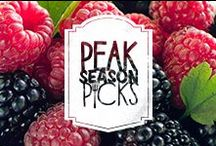 Peak Season Pick: Berries / by Lucky Supermarkets