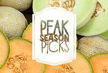 Peak Season Picks: Melons / by Lucky Supermarkets