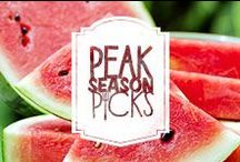 Peak Season Picks: Watermelon / by Lucky Supermarkets