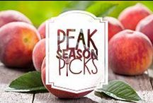 Peak Season Picks: Stone Fruit / by Lucky Supermarkets