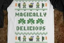 St Patricks Day / Celebrate the Feast of St. Patrick with some Funny St. Patrick's Days Designs.